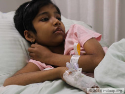 This 11-year-old Who Does Not Have Intestines Now Fights Liver Failure