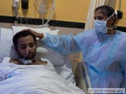 Help Rahul Lodha to undergo his treatment
