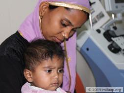 Baby Irfan needs your help to undergo his treatment