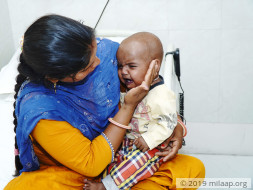 Baba Prince  needs your help to undergo his treatment