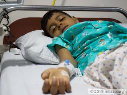 Anas Akhtar needs your help to undergo Liver transplant