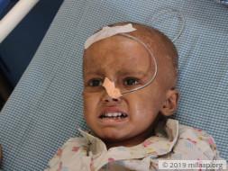 Akshar Patolla needs your help to undergo his treatment