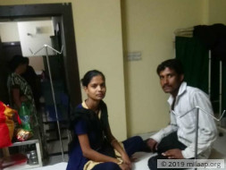 Baby of Nidhi needs your help to survive