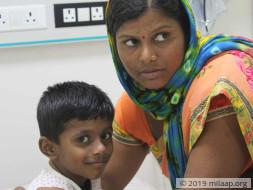 Help Sanskar Fight Thalessemia