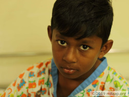 Help Sakthi Fight Kidney Disease