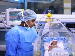 Help Baby of Suneetha