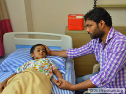 Help Kuntal Fight Blood Cancer