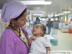 Baby of Chhaya needs your help to survive