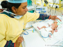 Baby of Sushila needs your help to survive