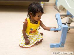 Help K. Pujitha Fight Heart Disease