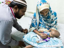 Help Shaik Aqmar Uddin Fight Congenital Malabsorption Syndrome
