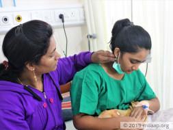 Vaishanavi Shantaram needs your help to undergo her treatment