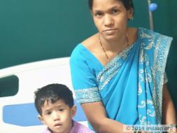 Trisha Sameer Shigwan needs your help to fight heart disease