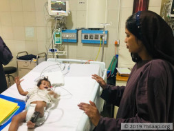 Priyanshu needs your help to undergo his surgery