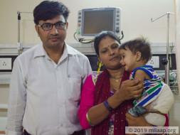 Kuldeep Kumar needs your help to undergo his surgery