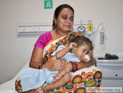 Help Reddy Mithulasree Recover From Liver Failure