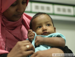 Help Baby Adam Ali Fight Biliary Atresia