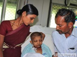 Help Shantha Fight Hyper Oxaluria