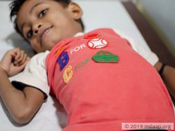 Nisha Kumari needs your help to undergo her treatment