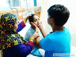Suwalin needs your help to undergo treatment
