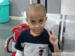 Kashish needs your help to undergo her treatment