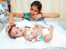 Khushi needs your help to undegro her treatment