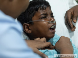 8-Year-Old With Liver Disease Needs Urgent Transplant To Live