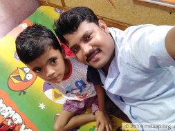 Help Ansh Recover From Congenital Heart Disease