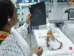 Help Baby of Sonal Recover From Complete Heart Block