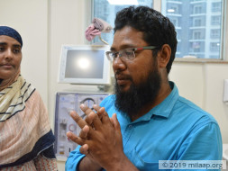 Help Muhammad Sardar Fight Multiple Organ Dysfunction