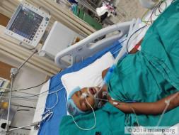 Help Dikshita Recover From Post Cardiac Surgery Sepsis