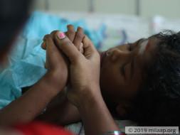 Help Madheswaran Fight Pseudomonas Sepsis