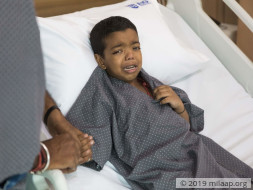 Help Hritwik Recover From Nephroblastoma
