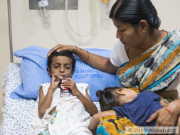 Help Charith Recover From Congenital Heart Disease
