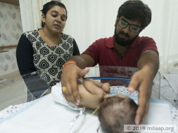 Help Baby of Indira Pallavi Recover