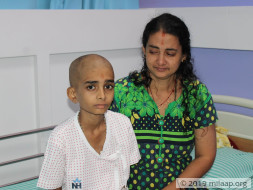 Vedanth has cancer and need your support to survive