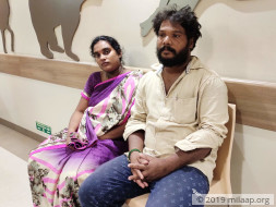Help Malathi's Baby Recover
