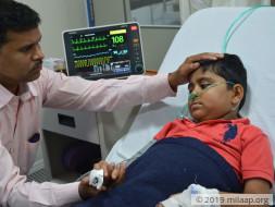 Help Aaradhya Fight APLA