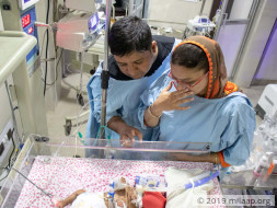 Help Nafisa's Baby Survive