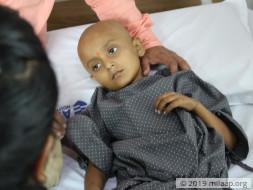 Help Nishan Sen Fight Hepatoblastoma
