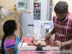 Help Chittithalli Recover From Severe Respiratory Distress