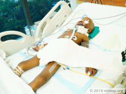Help Amanat Khan Recover
