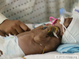 His Parents Will Soon Have No Choice But To Take Him Off Life-Support