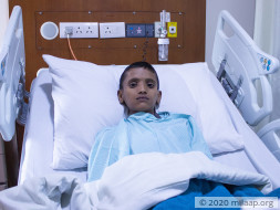 This 13-year-old's Liver Is Irreversibly Damaged, Affecting His Lungs