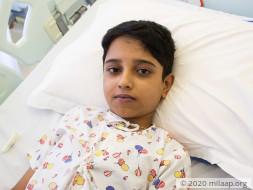 Tanish Singh needs your help to undergo liver transplant