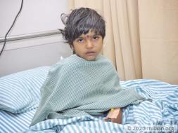 Akshara needs your help to undergo her treatment