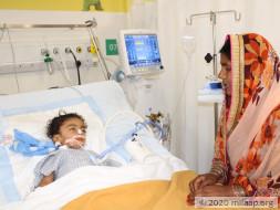 Sooraj needs your help to survive