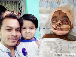 Fatima Shaikh needs your help to undergo her treatment