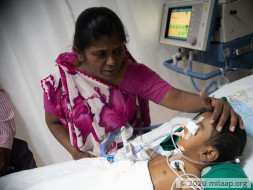 Help Sachin Battle Liver Failure