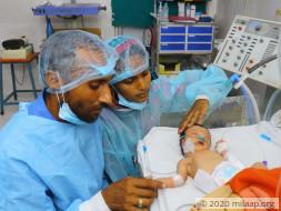 Help Baby of Komal Survive